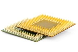 Prozessoren gehören der Gruppe der aktiven Bauteile an