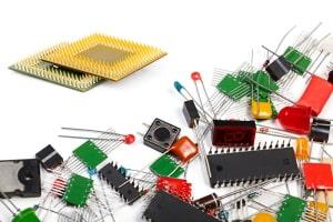 Ersatzteilservice für elektronische Baugruppen und Geräte