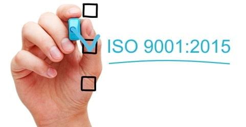 Hinweis für eine Elektronikfertigung nach ISO 9001:2015