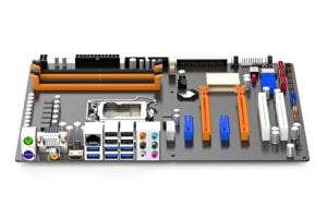 Lackieren und vergiessen elektronischer Baugruppen im Tauchverfahren