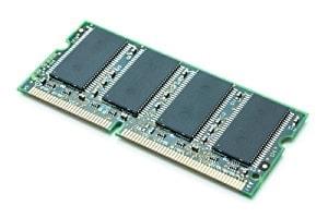 Darstellung einer grünfarbenen smd-bestückten Leiterplatte