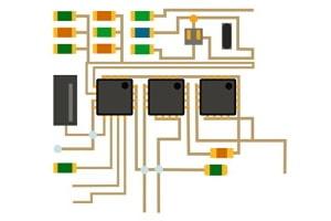 Entwicklung eines Schaltplans mit Software