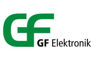 Firmenlogo der GF-Elektronik
